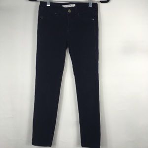 Joe's Jeans Purple Corduroy Skinny